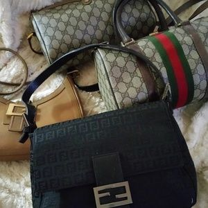 Gucci and Fendi Bundle